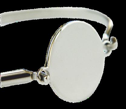 Circle shaped bracelet