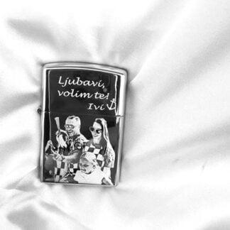 Engraved lighter